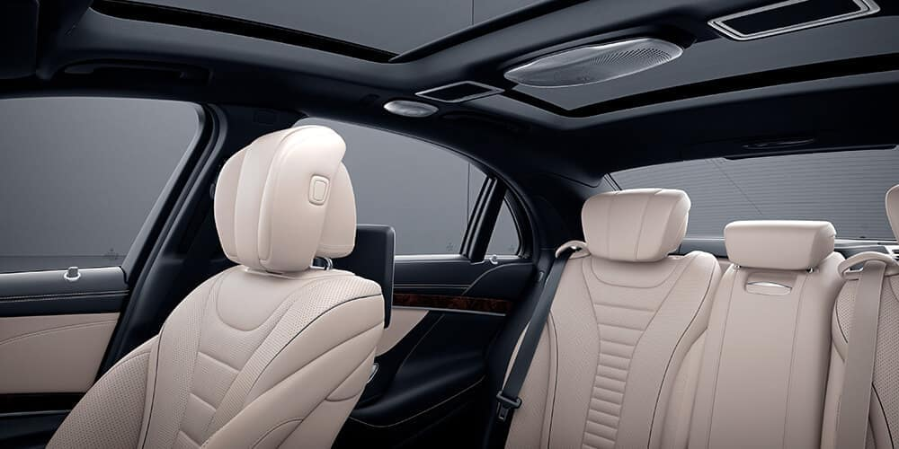 2018 Mercedes Benz S Class Interior Features Ray Catena Of Freehold