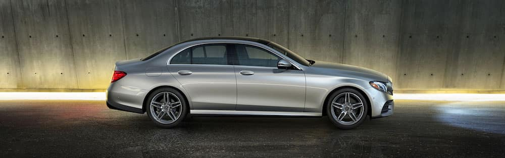2018 mercedes-benz e-class sedan exterior