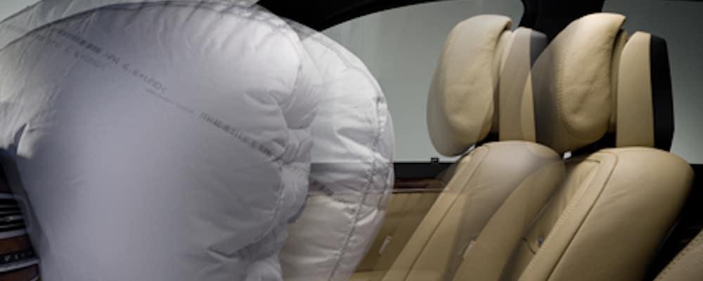 presafe airbag deploy