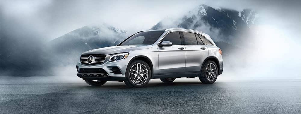 2019 Mercedes-Benz GLC Parked