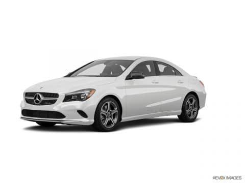 2019 Mercedes-Benz CLA 250 4MATIC® Lease Special NJ