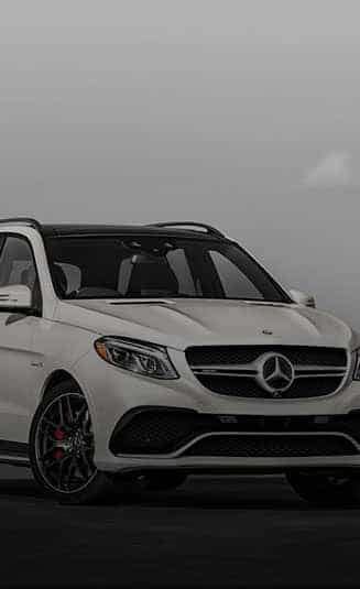 used white mercedes-benz vehicle