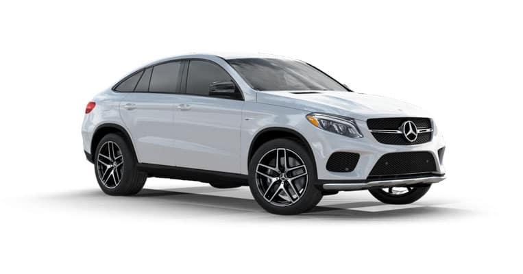 2020 AMG® GLE 43 Coupe