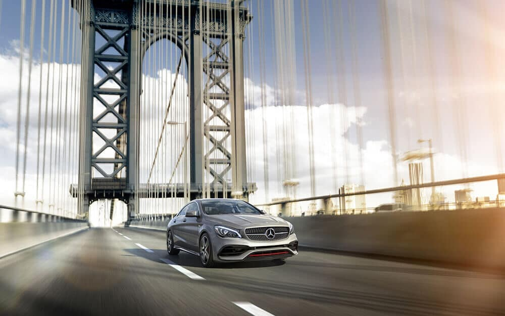 2018 MB CLA 250 Exterior Gallery 4
