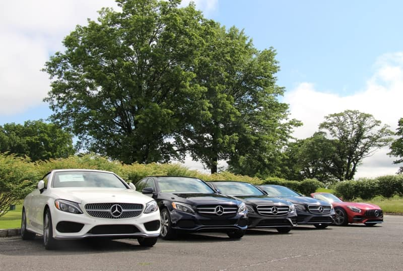 Mercedes benz of union partners with the valerie fund for Ray catena mercedes benz union