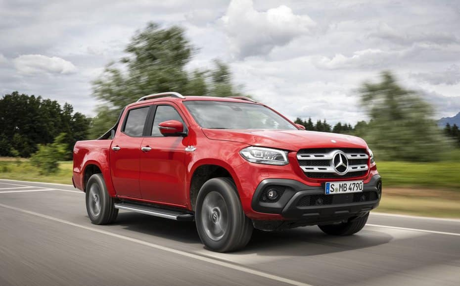 2018 Mercedes Benz X Class Mercedes Benz Of Union