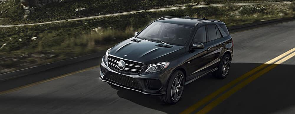 Mercedes-Benz GLE Performance