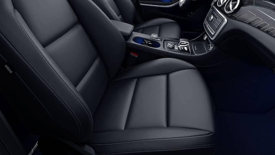 2019 Mercedes-Benz CLA Interior passenger seat