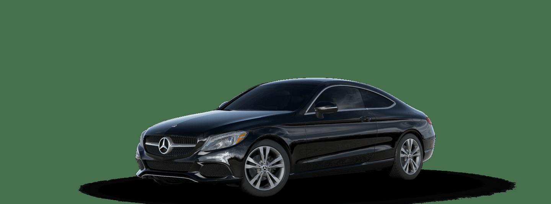 2019 Mercedes-Benz Dark Blue C-Class Coupe