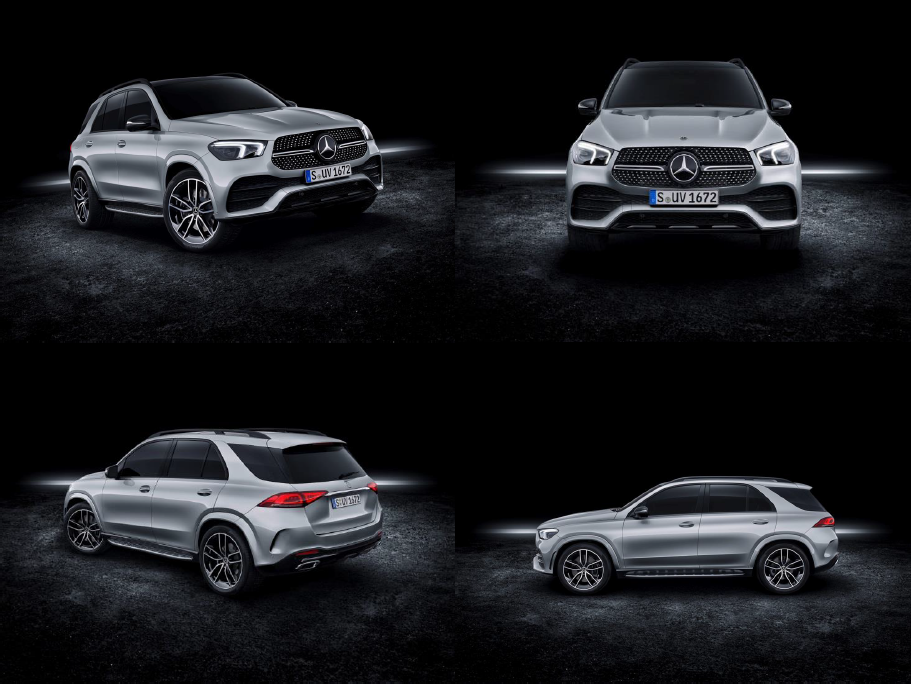 The All New 2020 Mercedes Benz Gle Mercedes Benz Of Union