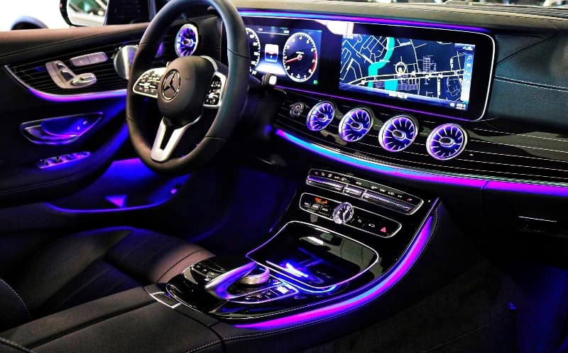 2019 Mercedes Benz E Class Interior Mercedes Benz Of Union