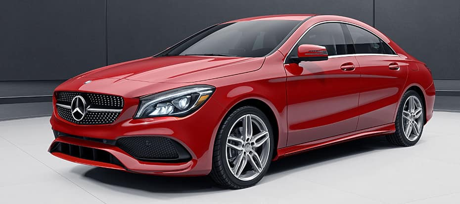 2019 Mercedes-Benz CLA Performance