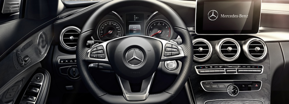 mercedes-benz dashboard