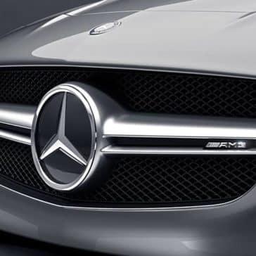 2019 Mercedes-Benz CLA Closeup Front End
