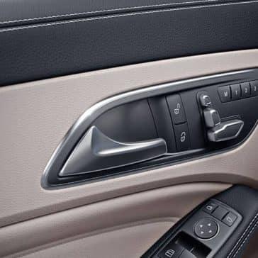 2019 Mercedes-Benz CLA Interior Features