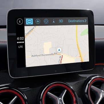 2019 Mercedes-Benz CLA Navigation