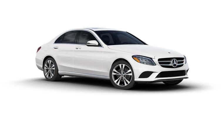 2020 C 300 4MATIC® Sedan
