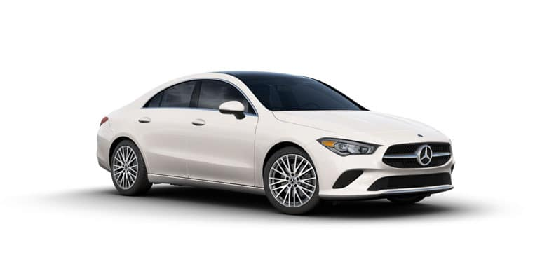 2020 CLA 250 4MATIC® Coupe
