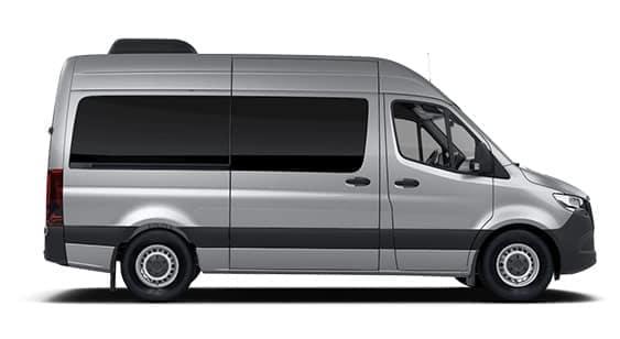 2021 Sprinter Passenger Van - 36 Months