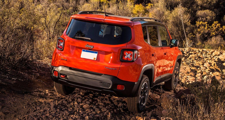 2016 Jeep Renegade Royal Gate Dodge Columbia Il