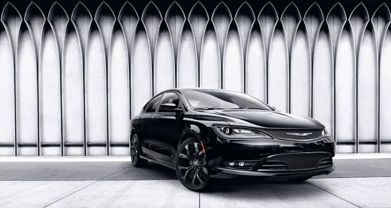2017-Chrysler-200-Black-Exterior-Front