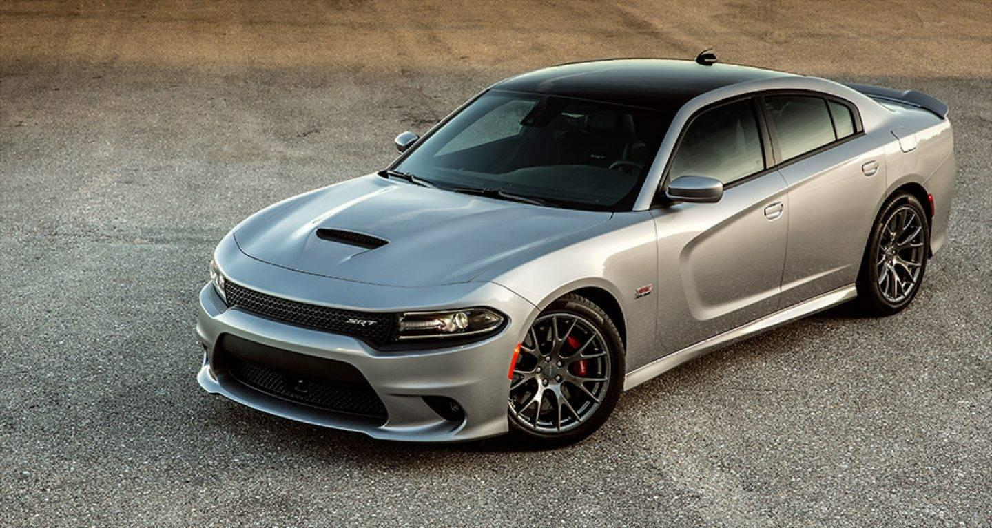 2017 Dodge Charger Silver Front Exterior