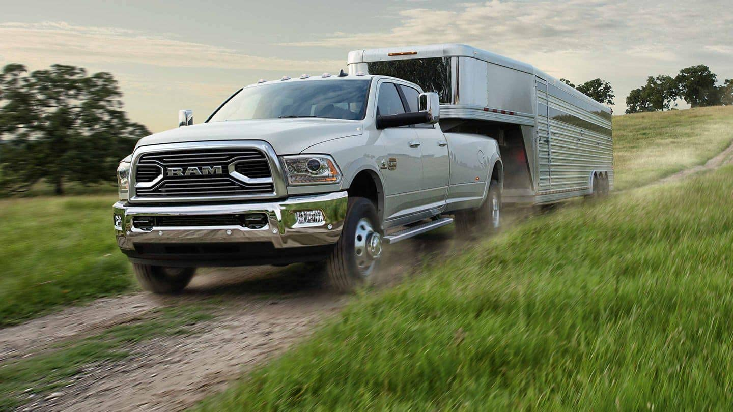 What Are the Differences Between the Ram 1500 vs  2500 vs  3500?