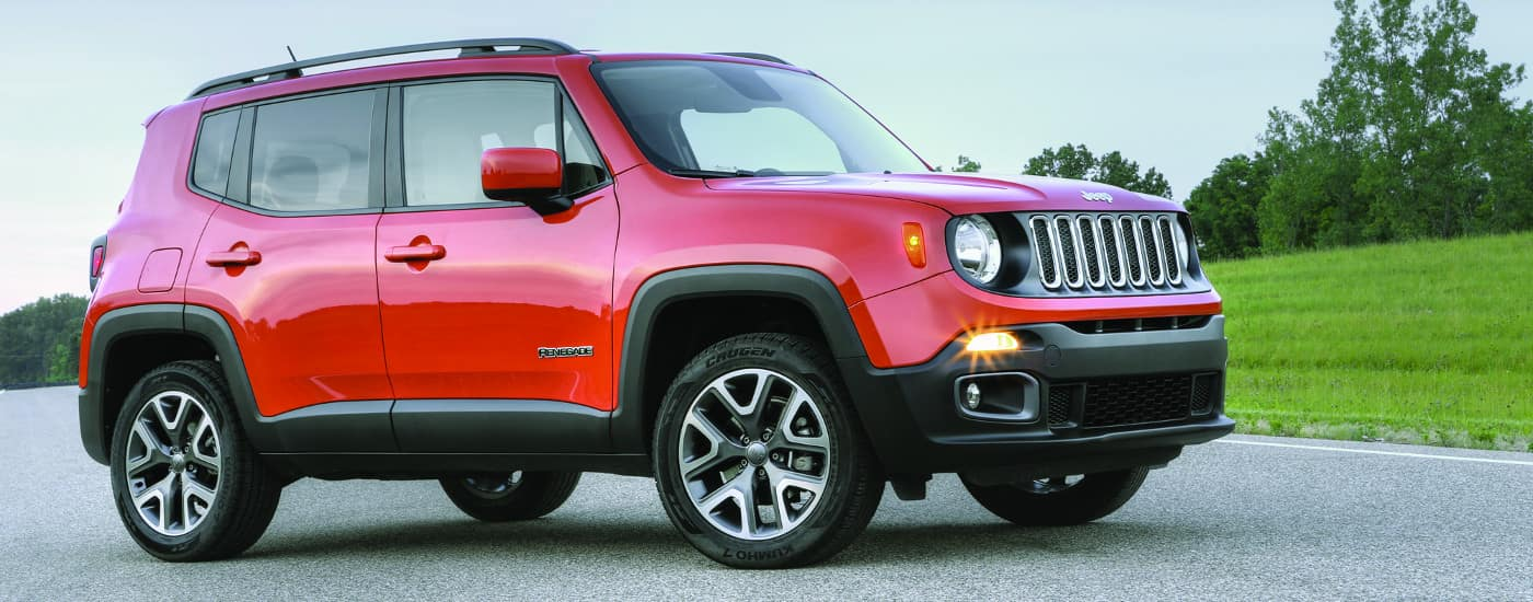 2018 jeep renegade trim options sport vs latitude vs. Black Bedroom Furniture Sets. Home Design Ideas
