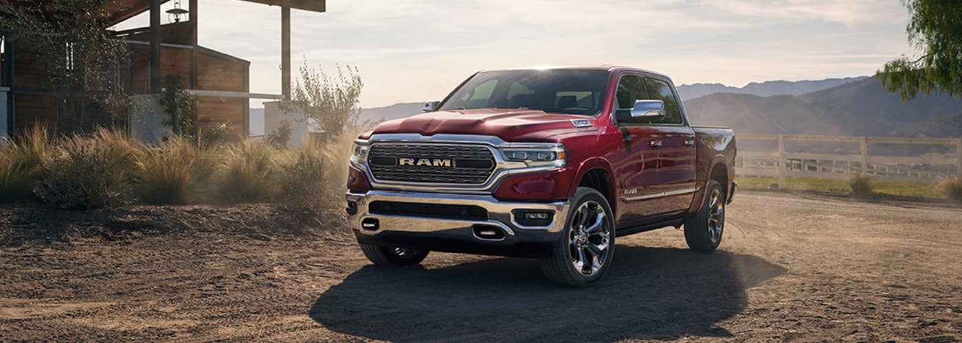 2019 RAM 1500 Rebel & Limited