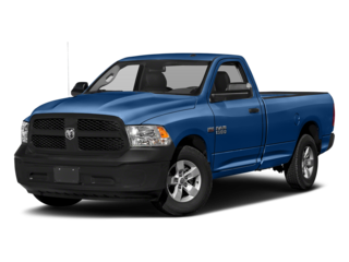 Ram 1500 - Blue