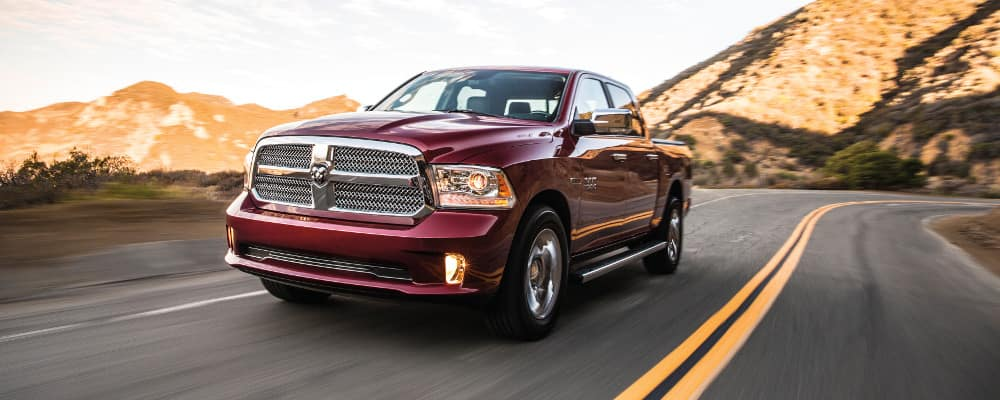 2019 Ram 1500 Lease Deal: $369/mo for 36 Months