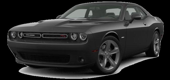 A 2018 Dodge Challenger