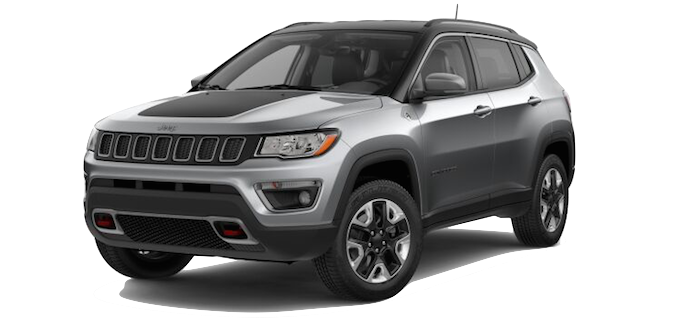 A 2018 Jeep Compass