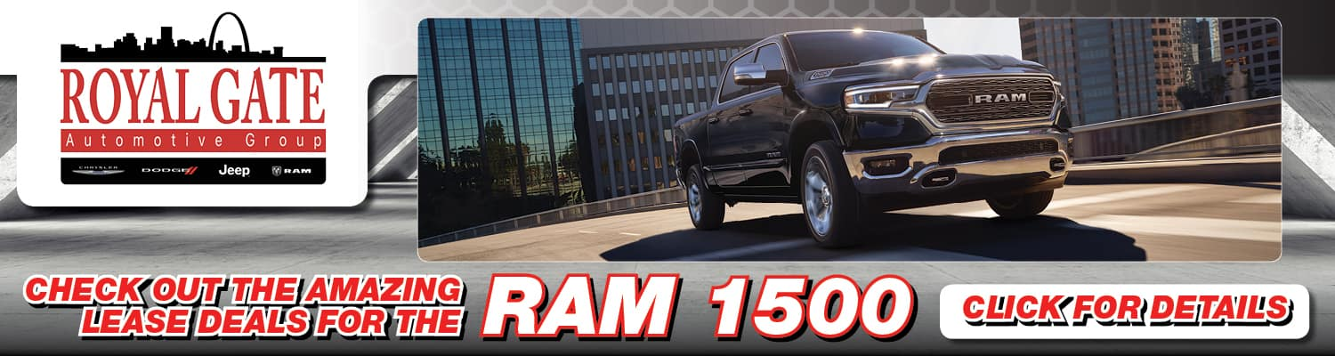 Royal Gate Columbia Ram 1500 Lease Offer