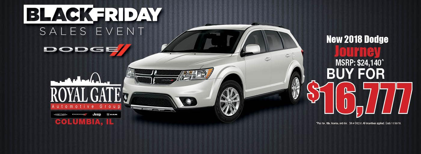 Dodge Journey Special Offer