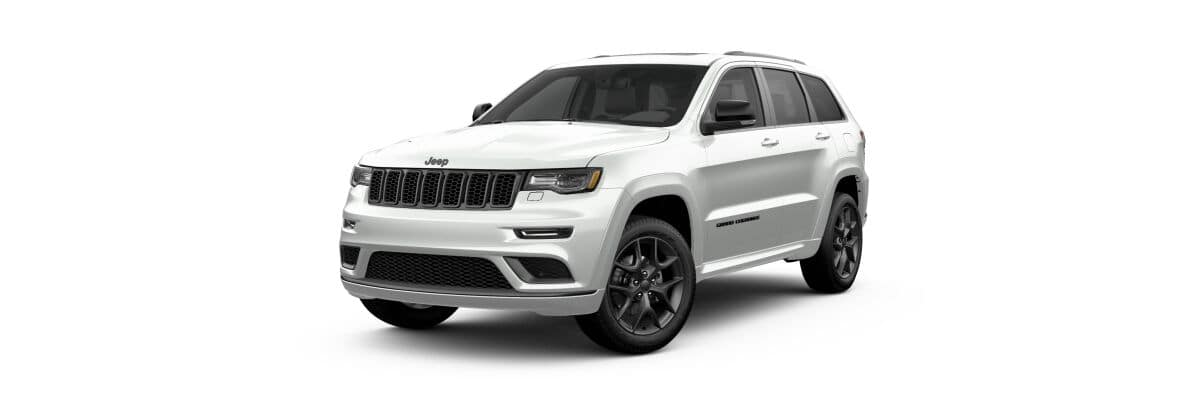 2019 Grand Cherokee Limited X