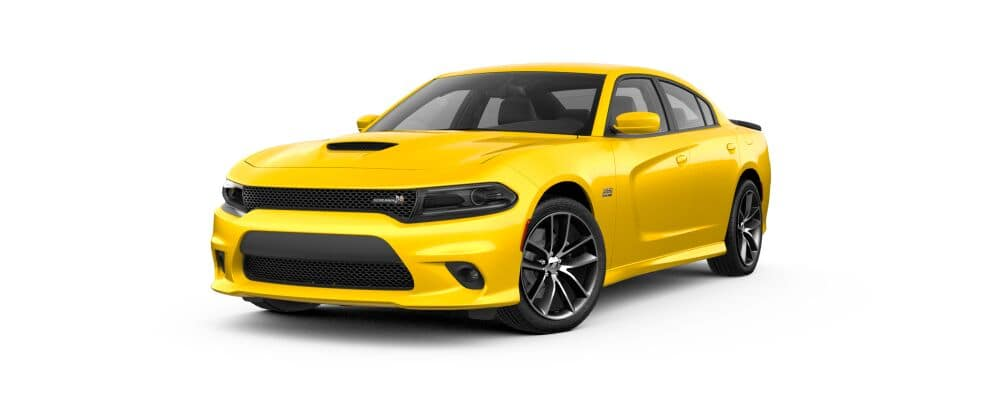 2019 Dodge Charger Scat-Pack