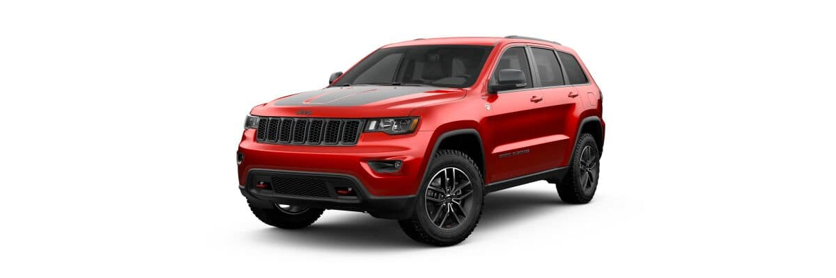 2019 Grand Cherokee Trailhawk