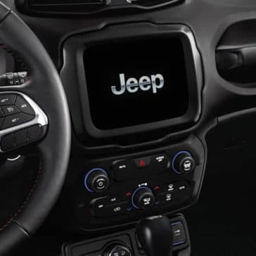 2019 Jeep Renegade Technology