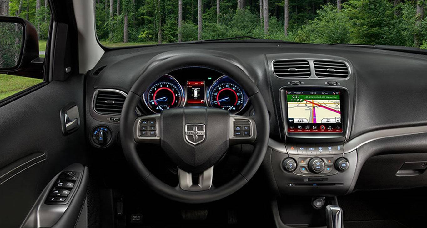 2016 Dodge Journey Interior