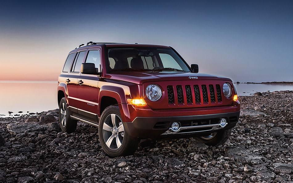 2016 Jeep Patriot Exterior