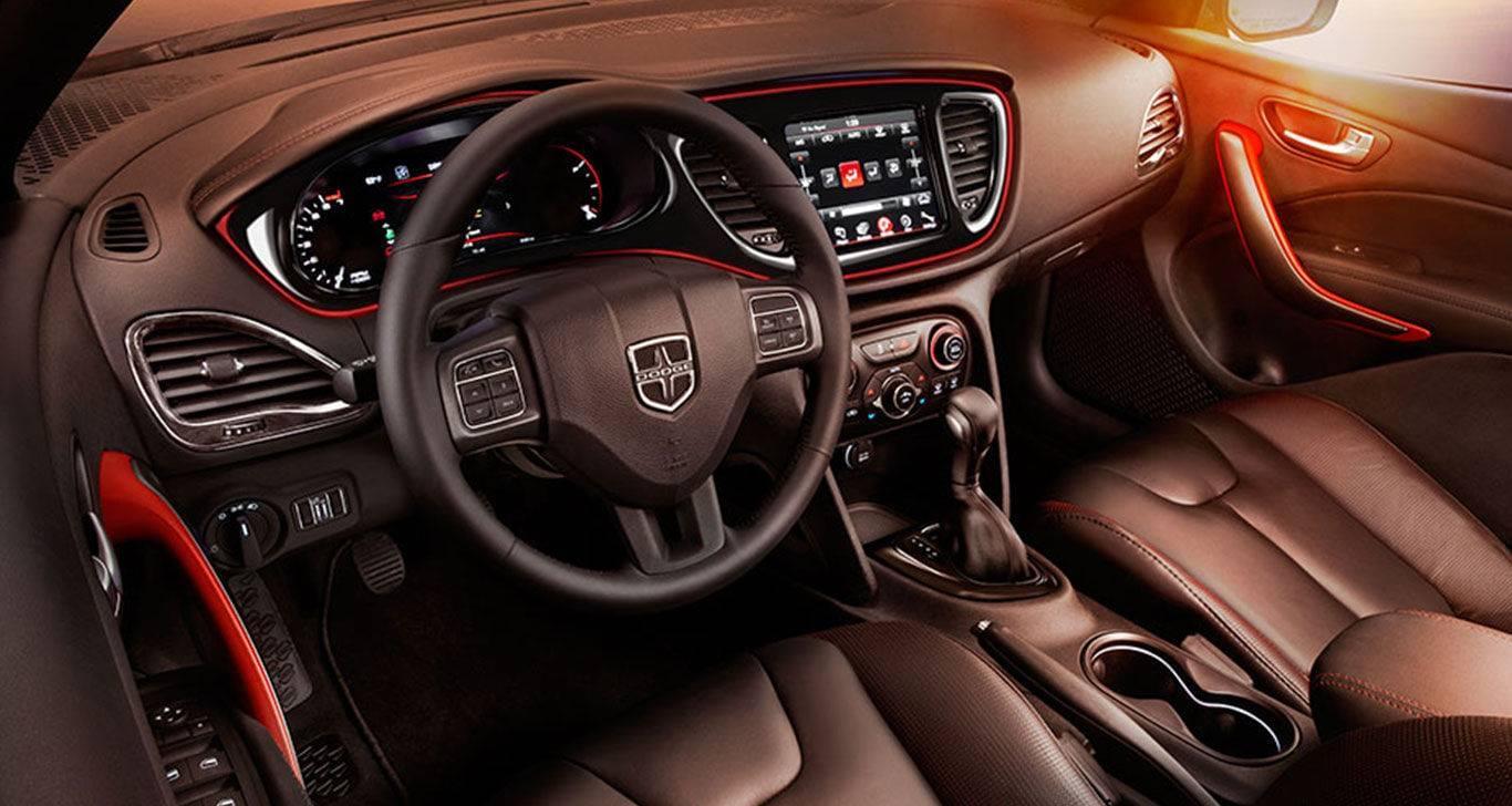 2016 Dodge Dart Luxurious Interior