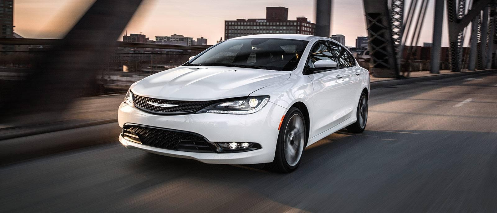 Chrysler 200: Operating Instructions — Radio Mode