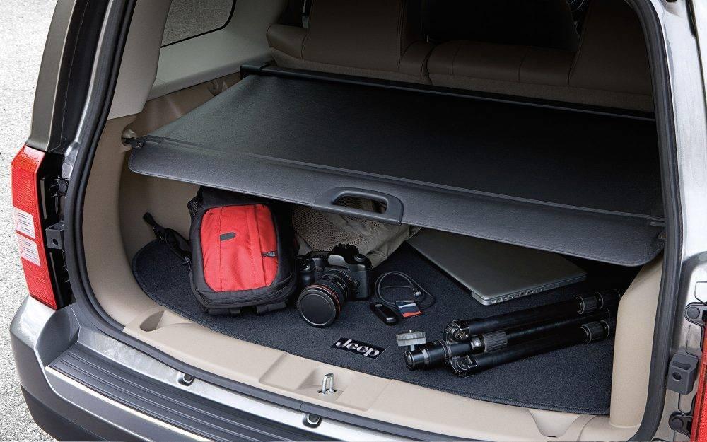 2017 Jeep Compass Interior Sunroof