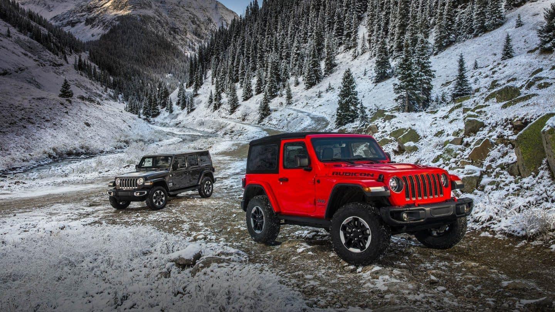 TechnologyRich Jeep Wrangler JL Makes A Smart Introduction At - Jeep car show near me