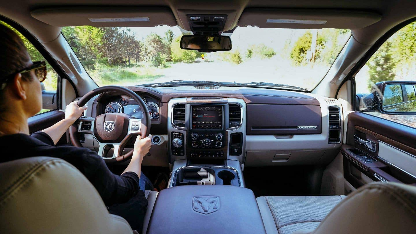 2018 Ram 1500 Hits the Top of Autotrader\'s Best Interior List ...
