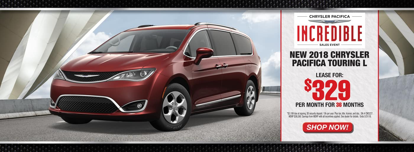 2018 Chrysler Pacifica Touring L Royal Gate CDJR Ellisville