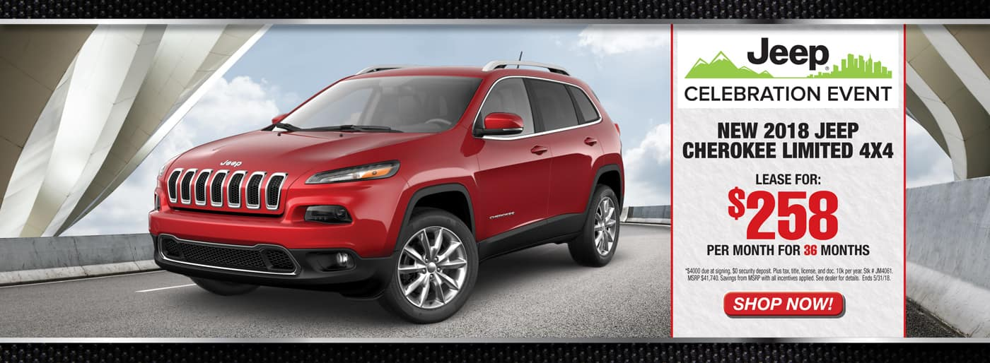 2018 Jeep Cherokee Limited 4x4 Royal Gate CDJR Ellisville