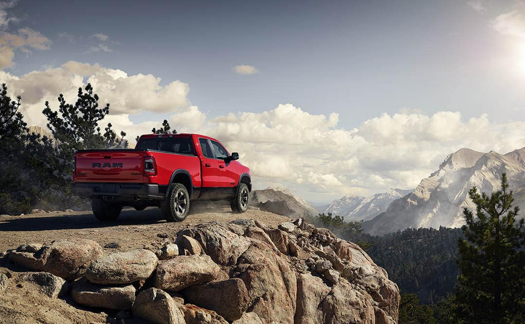 2019 Ram 1500 Trim Packages: Tradesman vs  Big Horn vs  Laramie