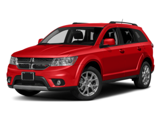 Dodge Journey - Red
